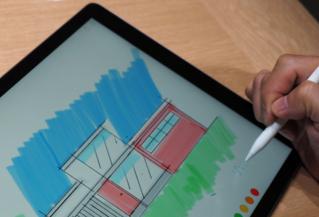 ペンタブ iPad
