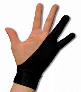 ペンタブ 手袋